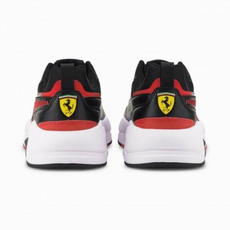 Race X-Ray 2 Negro zapatillas Scuderia Ferrari