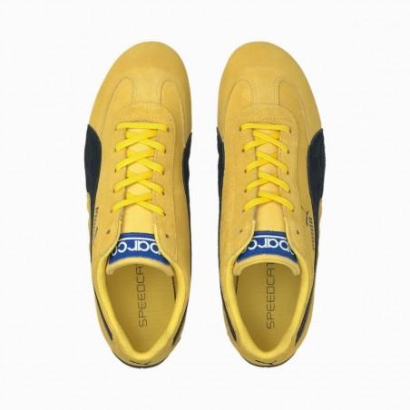 Speedcat OG+ Sparco zapatillas automovilismo amarillo Maize
