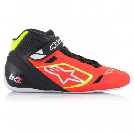 Kinetic Tech-1 KZ Edición limitada - Red-fluo-black-yellow-fluo