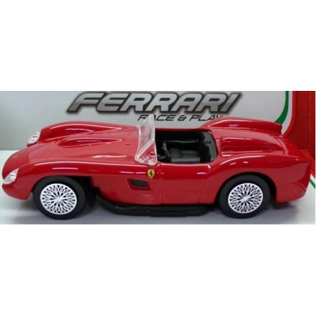 Bburago Ferrari 250 TESTA ROSSA rojo escala 1:43