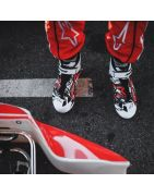 Karting boots for leisure and competition | AFB Motorsport