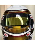 Viseras cascos para competición motorsport | Viseras cascos Bell