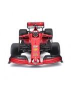 Fórmula 1 coches a escala 1:18, 1:43. - AFB Motorsport