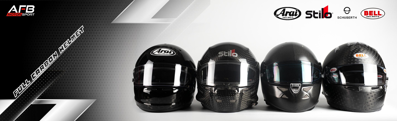 Caschi carbono corsa e rally AFB Motorsport