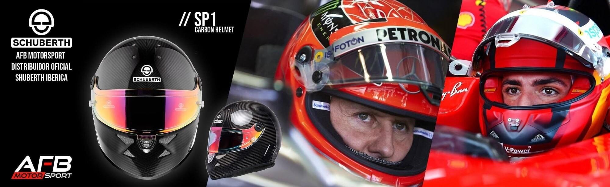 AFB Motorsport distribuidor oficial de SCHUBERTH